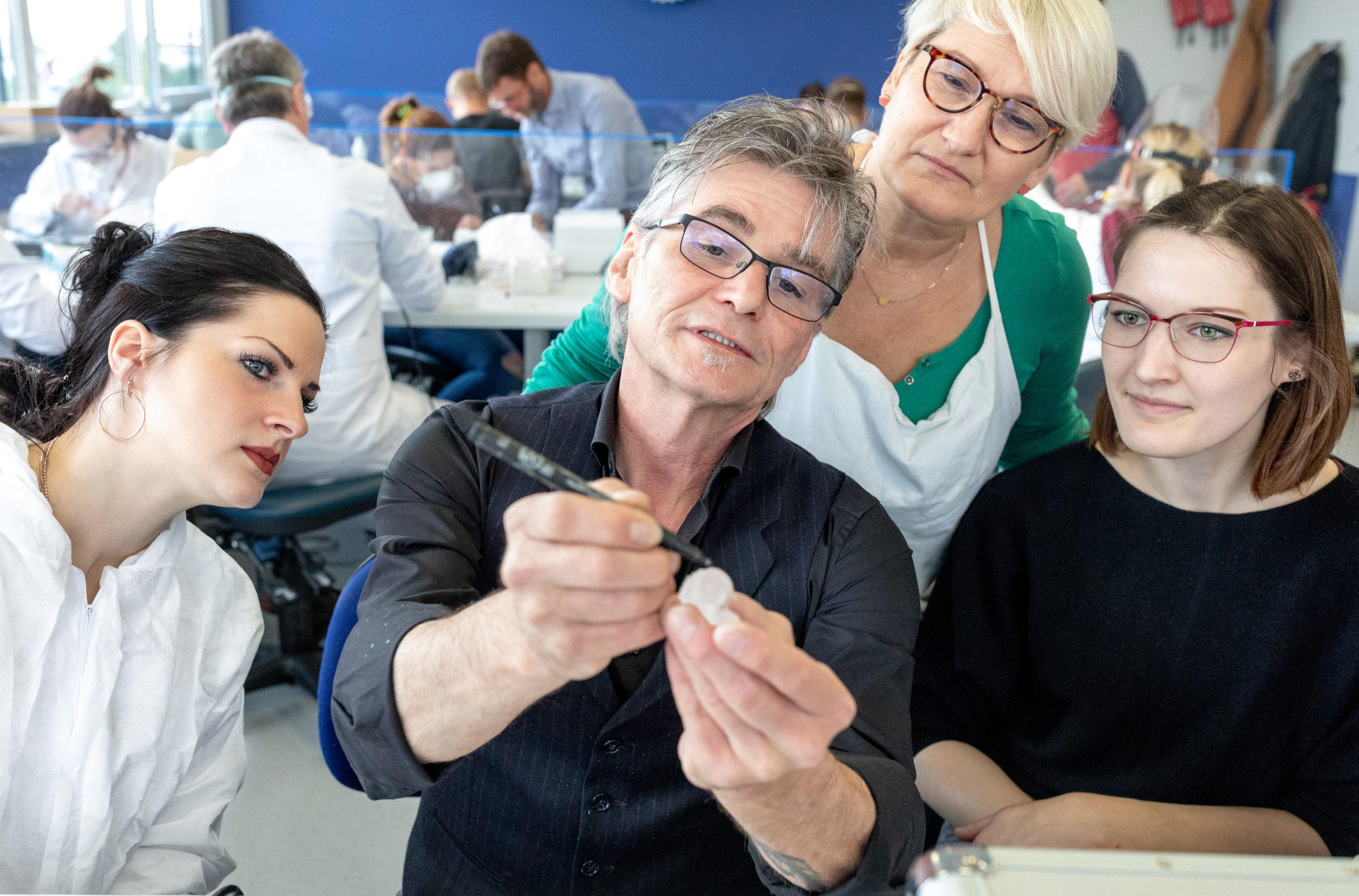 Meistervorbereitung Hörakustik (für Gesellen/-innen der Hörakustik)