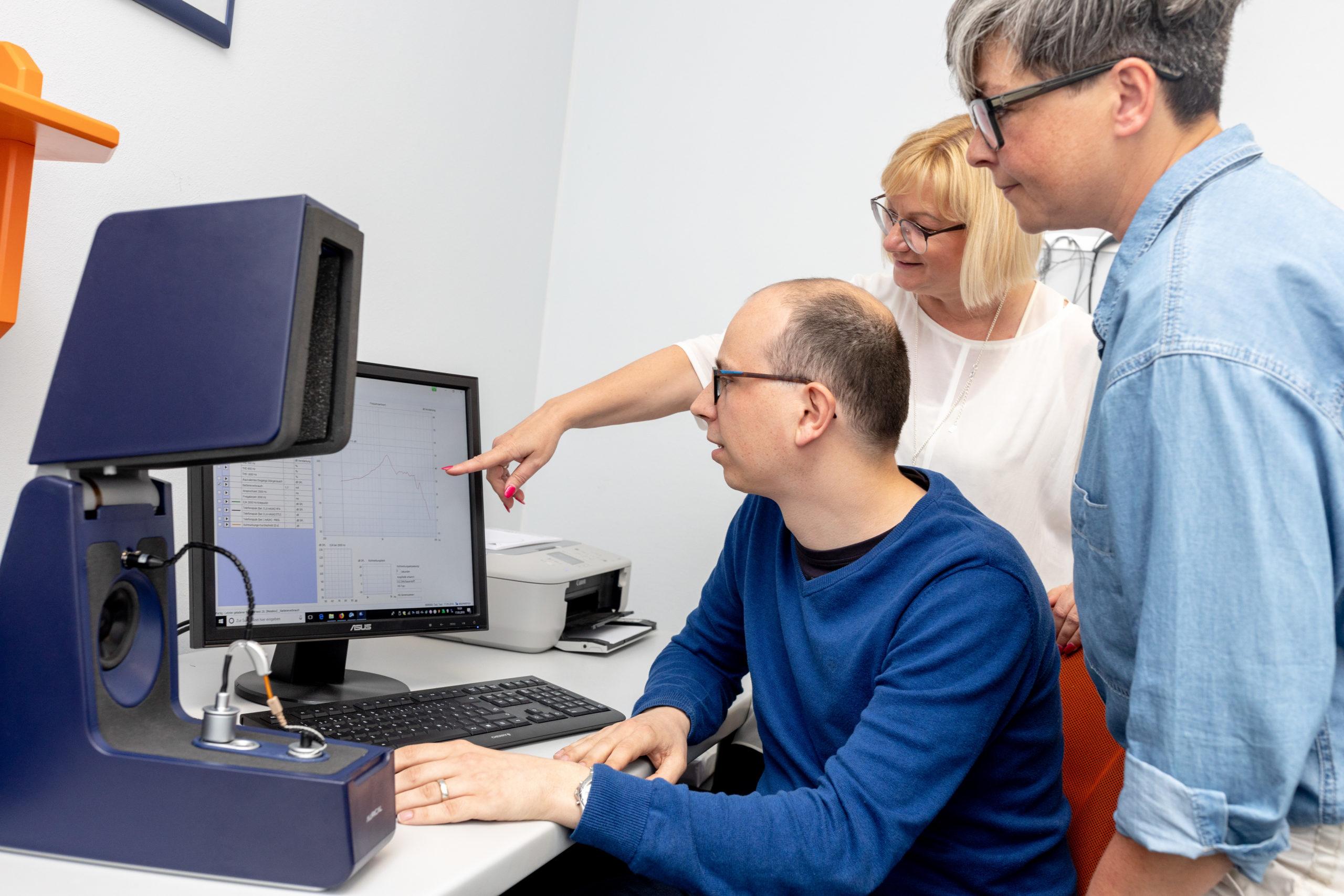 Weiterbildung zur Hörtherapeutin / zum Hörtherapeuten